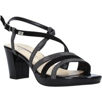 Cipők Női Szandálok / Saruk Valleverde 38535 Fekete