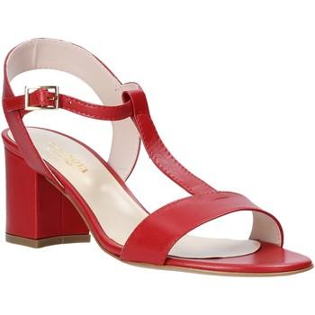 Cipők Női Szandálok / Saruk Casanova LING Piros