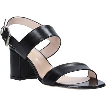 Cipők Női Szandálok / Saruk Casanova LIVIA Fekete