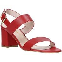 Cipők Női Szandálok / Saruk Casanova LIVIA Piros