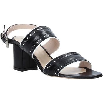 Cipők Női Szandálok / Saruk Casanova LJIAJIC Fekete
