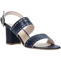 Cipők Női Szandálok / Saruk Casanova LJIAJIC Kék
