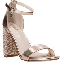 Cipők Női Szandálok / Saruk Gold&gold A20 GE38 Rózsaszín