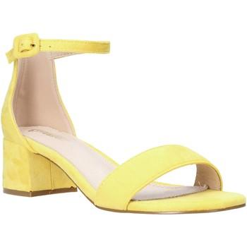 Cipők Női Szandálok / Saruk Gold&gold A20 GD186 Sárga