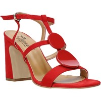 Cipők Női Szandálok / Saruk Grace Shoes 2384008 Piros