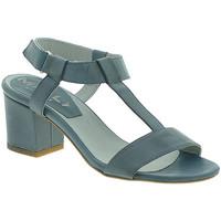 Cipők Női Szandálok / Saruk Mally 3895 Kék