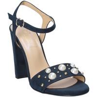 Cipők Női Szandálok / Saruk Grace Shoes 1396 Kék