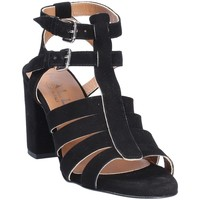 Cipők Női Szandálok / Saruk Mally 6272 Fekete