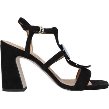 Cipők Női Szandálok / Saruk Grace Shoes 2384008 Fekete