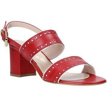Cipők Női Szandálok / Saruk Casanova LJIAJIC Piros