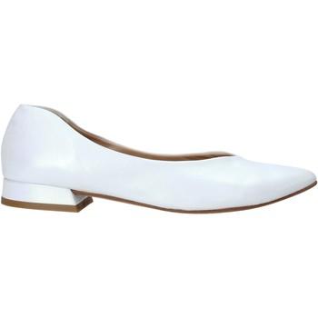 Cipők Női Balerina cipők  Mally 6816 Fehér