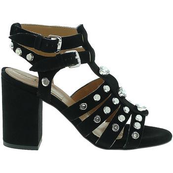 Cipők Női Félcipők Mally 6123 Fekete