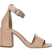 Cipők Női Félcipők Mally 6866 Rózsaszín