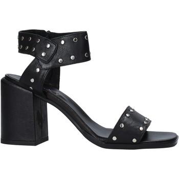 Cipők Női Félcipők Mally 6278G Fekete