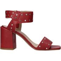 Cipők Női Félcipők Mally 6278B Piros