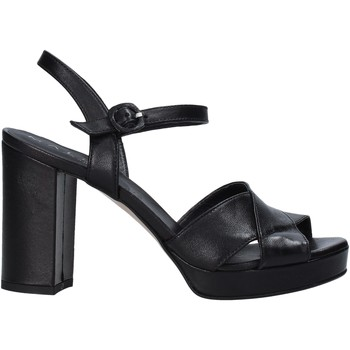 Cipők Női Félcipők Mally 5747M Fekete