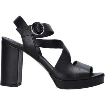 Cipők Női Félcipők Mally 5180M Fekete