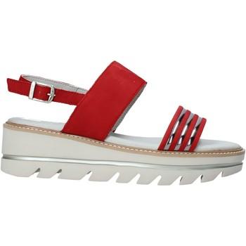 Cipők Női Szandálok / Saruk Mally 6532P Fekete