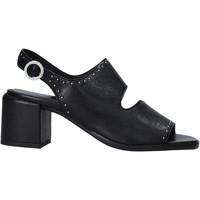 Cipők Női Félcipők Mally 6868 Fekete