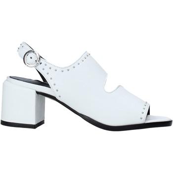 Cipők Női Félcipők Mally 6868 Fehér