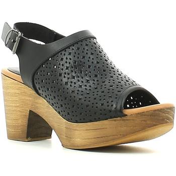 Cipők Női Szandálok / Saruk Lumberjack SW26106 001 B01 Barna