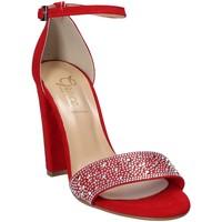 Cipők Női Szandálok / Saruk Grace Shoes 1388 Piros