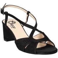 Cipők Női Szandálok / Saruk Grace Shoes 4011 Fekete