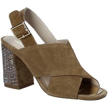 Cipők Női Szandálok / Saruk Alma En Pena V18277 Barna