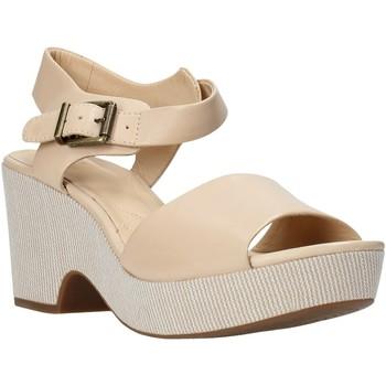 Cipők Női Szandálok / Saruk Clarks 26140115 Rózsaszín