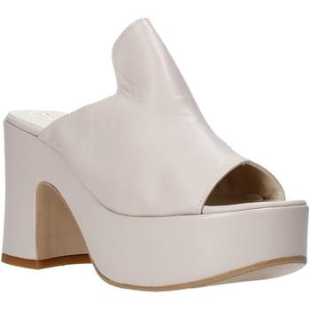 Cipők Női Papucsok Esther Collezioni RM 20S Bézs