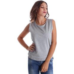 Ruhák Női Trikók / Ujjatlan pólók Fornarina BE17T524F42990 Szürke