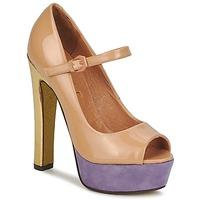 Shoes Női Félcipők Ravel LOTTIE Bőrszínű