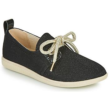 Cipők Lány Rövid szárú edzőcipők Armistice STONE ONE K Fekete