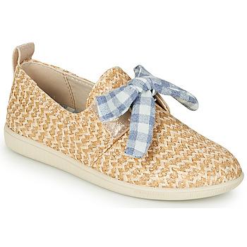 Cipők Lány Rövid szárú edzőcipők Armistice STONE ONE K Bézs