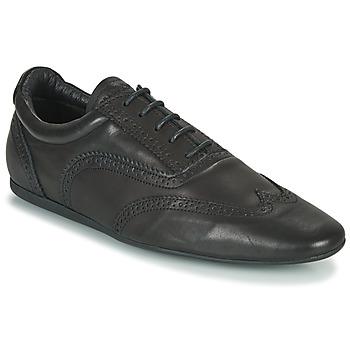 Cipők Férfi Oxford cipők Schmoove JAMAICA CORSO EASY Fekete