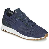 Cipők Férfi Rövid szárú edzőcipők Schmoove KITE RUNNER Kék