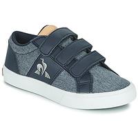 Cipők Férfi Rövid szárú edzőcipők Le Coq Sportif VERDON CLASSIC PS Kék