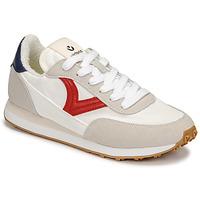 Cipők Női Rövid szárú edzőcipők Victoria ASTRO NYLON Fehér / Piros / Kék