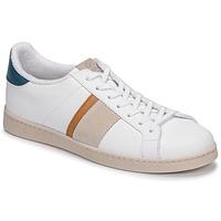 Cipők Férfi Rövid szárú edzőcipők Victoria TENIS VEGANA DETALLE Fehér