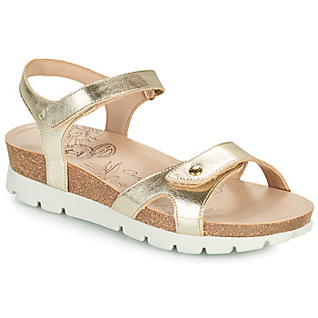 Cipők Női Szandálok / Saruk Panama Jack SULIA SHINE Arany
