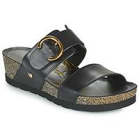 Cipők Női Papucsok Panama Jack CATRINA Fekete