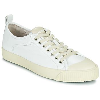 Cipők Női Rövid szárú edzőcipők Blackstone VL61 Fehér