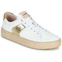 Cipők Női Rövid szárú edzőcipők Blackstone VL57 Fehér