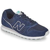 Cipők Női Rövid szárú edzőcipők New Balance 373 Kék