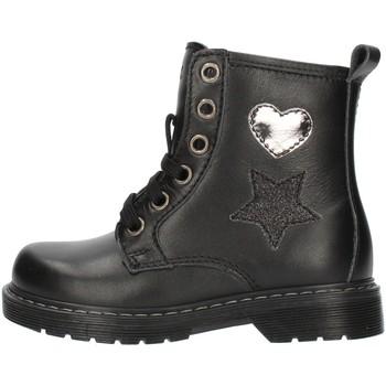 Cipők Lány Bokacsizmák Balocchi 671804 Black
