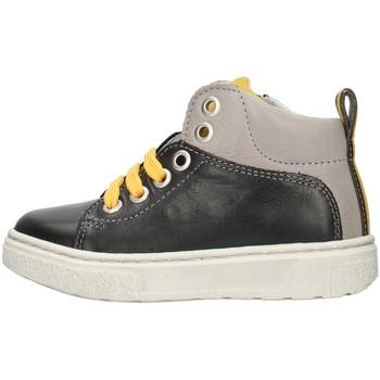 Cipők Fiú Magas szárú edzőcipők Balocchi 601728 Black