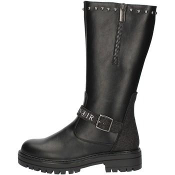 Cipők Lány Városi csizmák Café Noir C785 Black