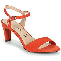 Cipők Női Szandálok / Saruk Tamaris MELIAH Piros
