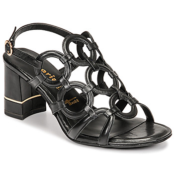 Cipők Női Szandálok / Saruk Tamaris DALINA Fekete