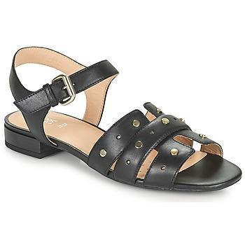 Cipők Női Szandálok / Saruk Geox D WISTREY SANDALO C Fekete